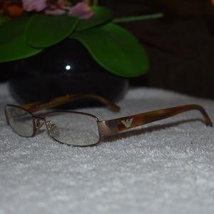 Vintage Giorgio Armani RX Half-Rim Glasses